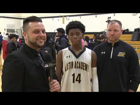Game of the Week MVP Interview: Latin Academy's Mason Lawson and Head Coach Dan Bunker
