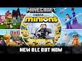 Minecraft تكشف عن إضافة Minions