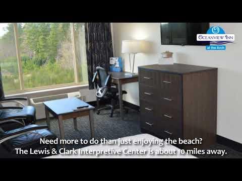Oceanview Inn at the Arch Long Beach WA Hotel