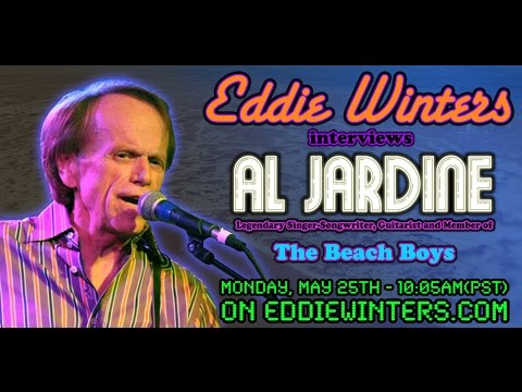 Al Jardine Exclusive Interview (2015) Brian Wilson, The Beach Boys and More