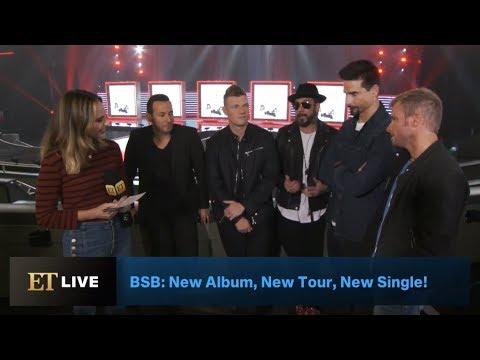 Backstreet Boys Announce New Album and World Tour