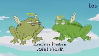 Симпсоны смешные моменты ч.10 Лягушачий Рай