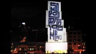"New Museum Projection Mapping ""Let Us Make Cake"""