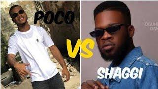 Poco Lee Vs Broda shaggi (Dance challenge)