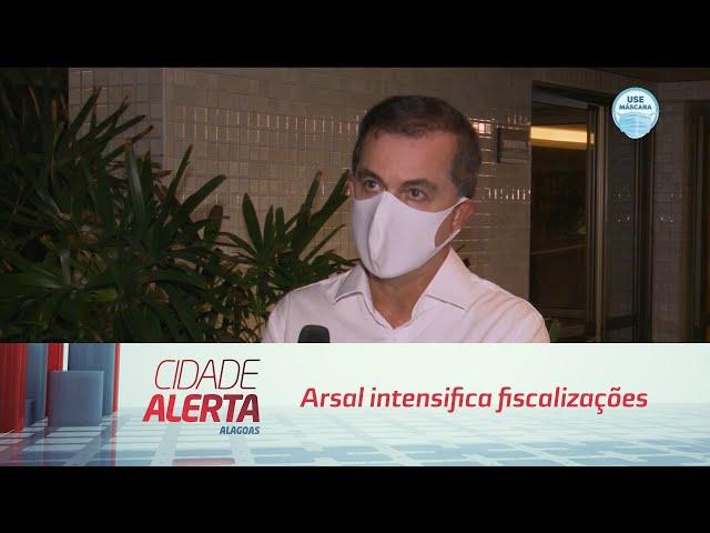 Arsal intensifica fiscalizações sobre o cumprimento do decreto emergencial