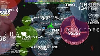 AGARZ TMR CLAN 2el ALMA #1 800K