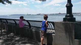 Stevito and Zoe visit NYC