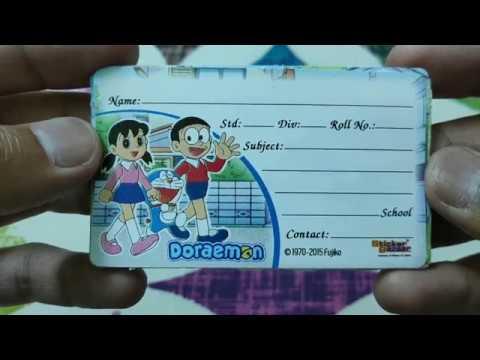 DORAEMON Stickers #04
