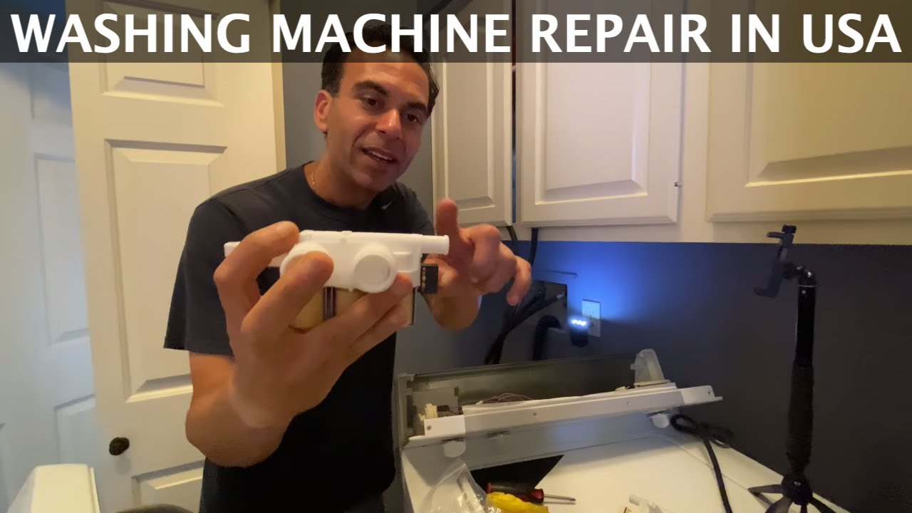 Overflowing Washing Machine DIY Repair | Indian Vlogger | This Indian