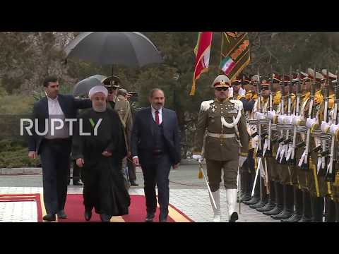 Iran: Rouhani meets Armenian PM to boost bilateral ties