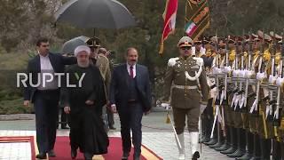 Iran: Rouhani meets Armenian PM to boost bilateral ties