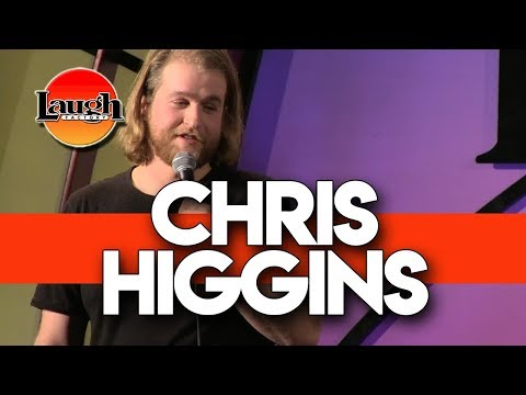Chris Higgins | The Scariest Way to Get High | Laugh Factory Chicago Stand Up Comedy