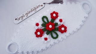 uzun çiçek demeti lif modeli yapımı takım lif
