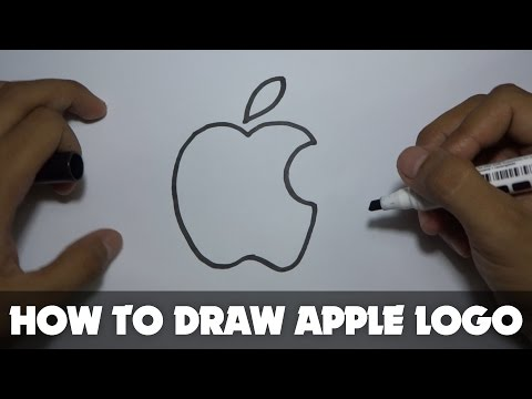 Tag How To Draw An Apple Logo