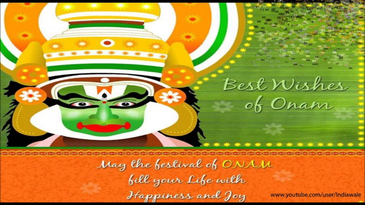 Happy Onam Greetings Best Wishes Sms Text Message Whatsapp Video