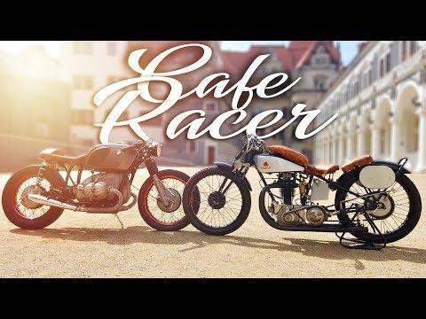 Edelweiss CAFE RACER Vergleich - BMW vs DIAMANT | Dresden