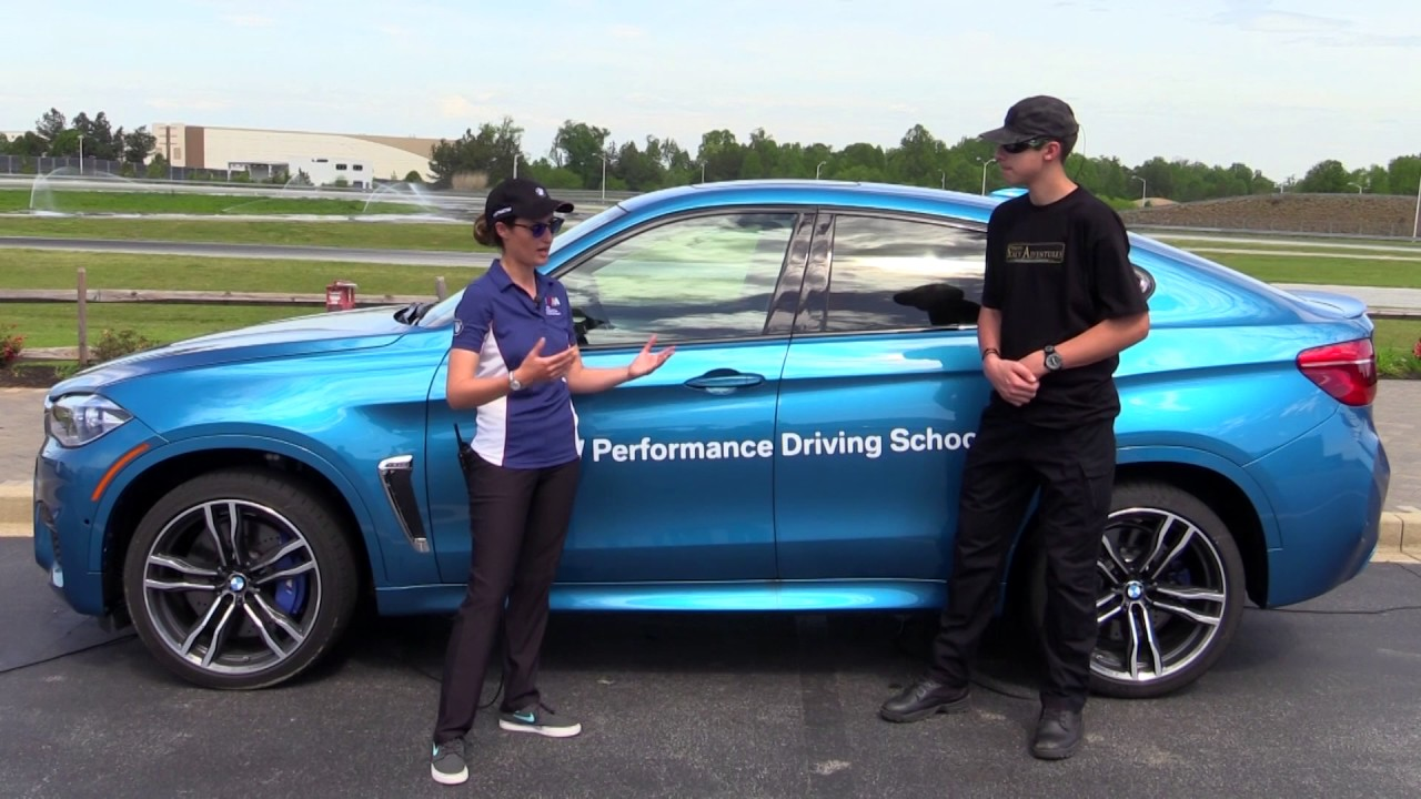 Bmw Performance Center >> Meet Laura Hayes Bmw Performance Center Driving Instructor Race