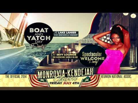 Monrovia Classic Reunion July 4th 2014 Promo