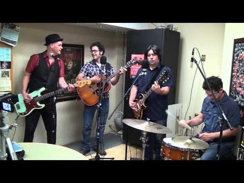 "Say Zuzu ""Pennsylvania"" Live on Stay Tuned Radio"