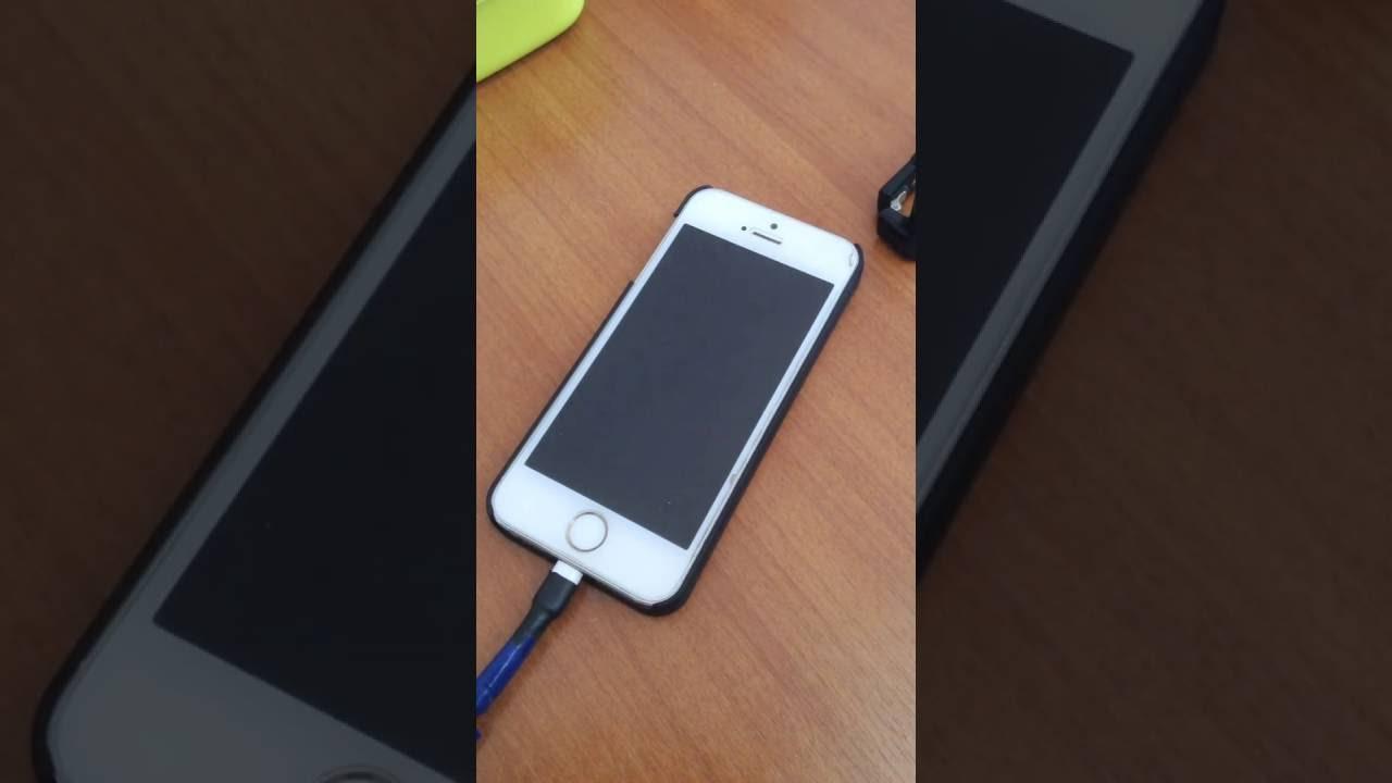Почему выключается айфон 6 сам по себе выключается