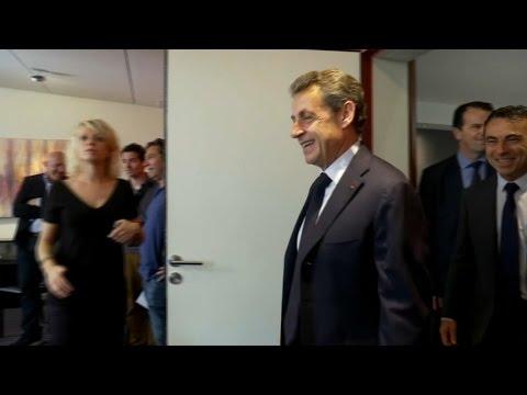 """Nicolas Bay: la candidature de Nicolas Sarkozy """"est une surprise pour personne"""""""