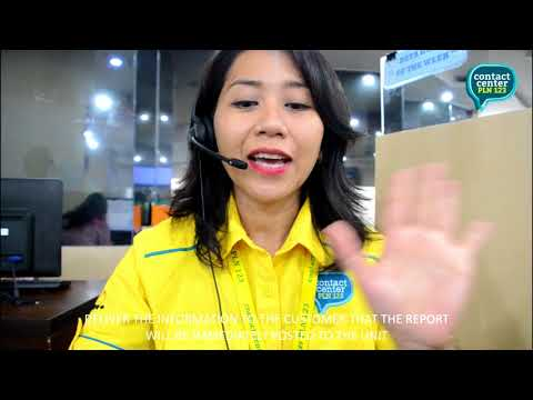 Standar Pelayanan Contact Center PLN 123