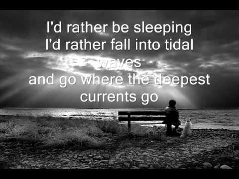 Heavy Water / I'd Rather be Sleeping - Grouper Lyrics