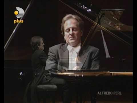 Alfredo Perl - Istanbul Recitals Concert Nov 2007