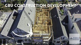 GBU CONSRUCTION DEVELOPMENT VERTICAL ADU IN SF PROGRESS VIDEO