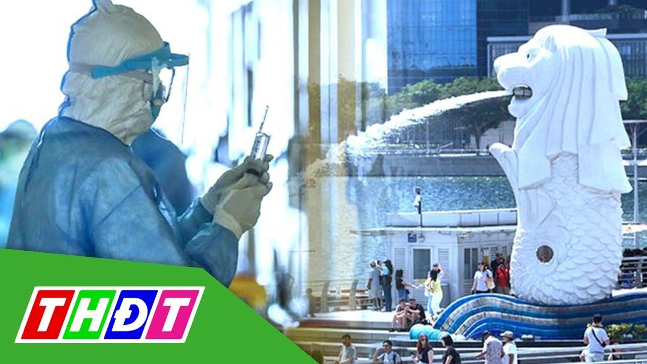Singapore thành vùng dịch lớn nhất Đông Nam Á | THDT