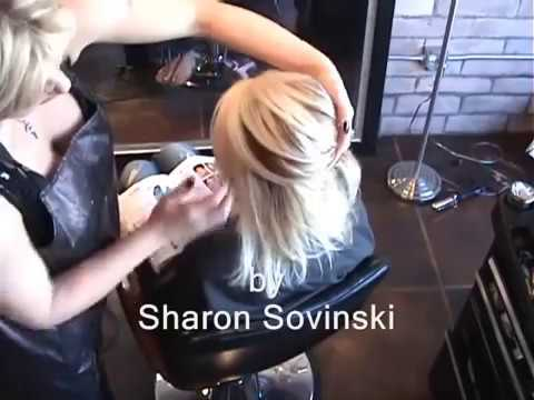 platinum blonde with flash lowlights hair color results