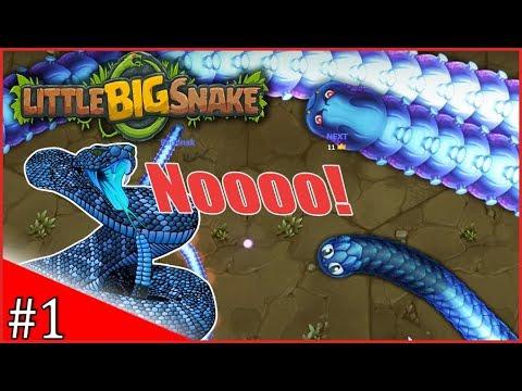 Little Big Snake | Let's be a SSSsssnake! |#1