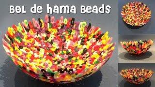 Bol o cuenco de hama beads