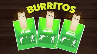 Throw Throw Burrito - A dodgeball card game from the creators of Exploding Kittens