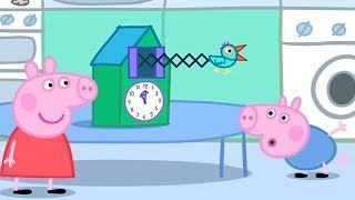 Peppa Pig Français Polly!   Dessin Animé Pour Enfant