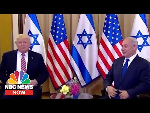 Where The 2020 Candidates Stand On Israel | NBC News Now