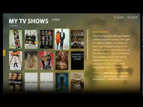 Boxee Streams My TV