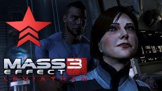 Mass Effect 3 Leviathan DLC Finding Leviathan (Renegade)