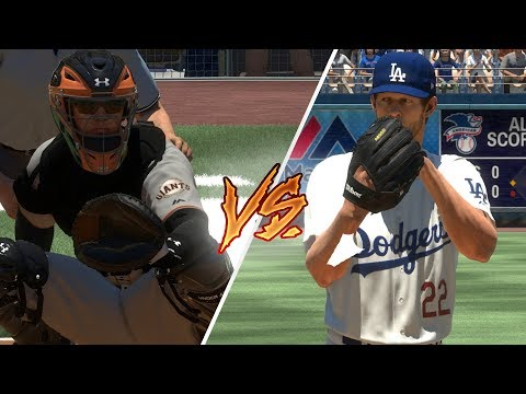 Team of Pitchers vs Team of Catchers - MLB 17 The Show Diamond Dynasty