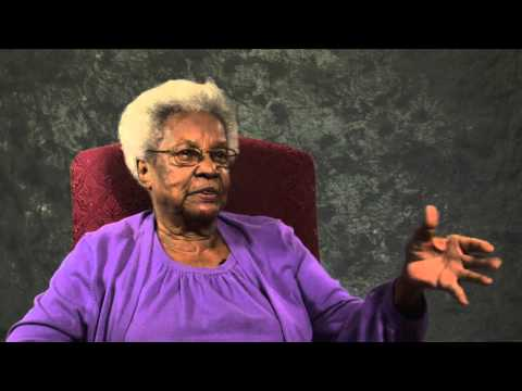 Civil Rights History Project: Gertrude Newsome Jackson