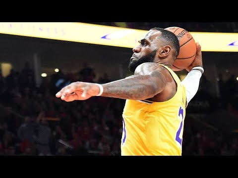 LeBron James ELECTRIFYING Debut Performance with Lakers RUINED By Blazers!