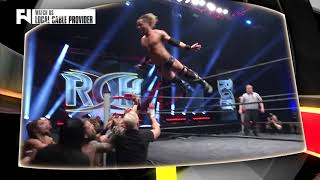 The Kingdom & SoCal Uncensored vs. Bullet Club | Ring of Honor Tuesday at 10 p.m. ET on FN Canada