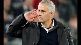 Mourinho on his gesture towards Juve taunts