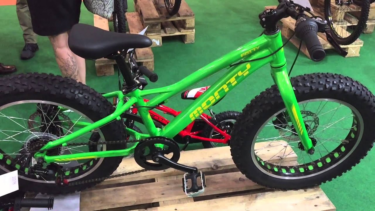 Best Fat Bikes For Kids 2016 Youtube