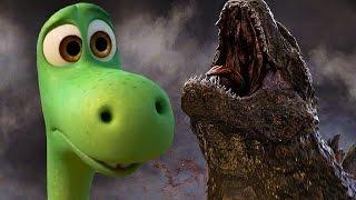 The Good Dinosaur (Godzilla Trailer Style)