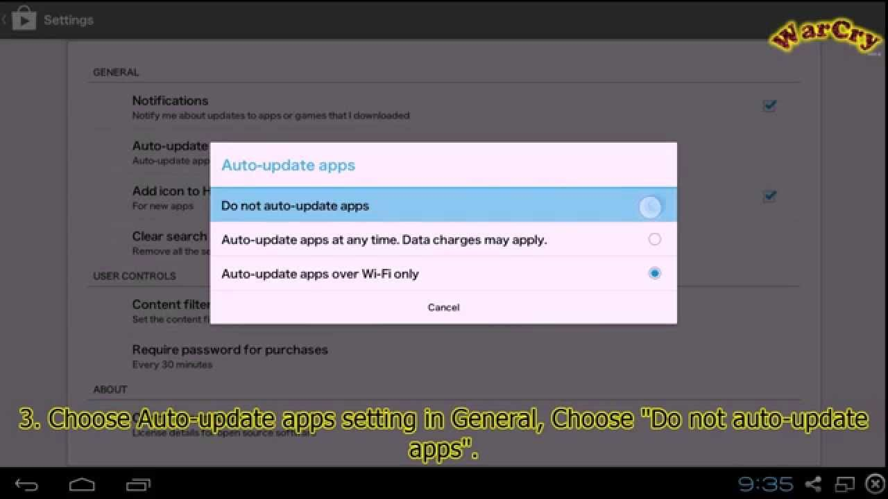 Android Won t Update Apps Reasons & Possible Fixes