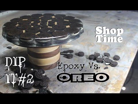 Dip It #2 : Epoxy vs Oreo!