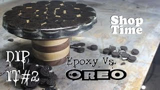 Dip It #2 : Epoxy vs Oreo!