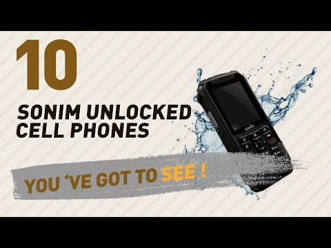 Sonim Unlocked Cell Phones // Best Sellers 2017