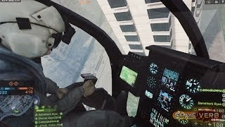 Battlefield 4 (BF4) Helicopters & Jets Tutorial Tips & Tricks How to Fly Helicopters Xbox One PS4 PC